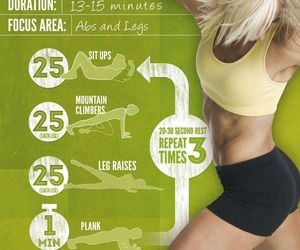 abs, thin, and healthy image