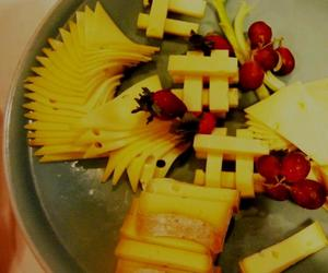 cheese, red, and eat image
