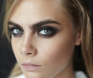 celebrity, makeup, and model image