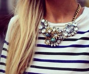 blonde, diamonds, and hair image