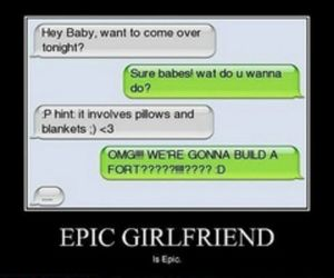funny, lol, and girlfriend image
