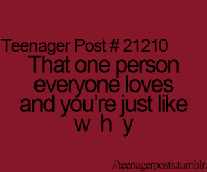 why and teenager post image