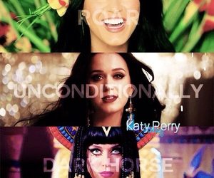 katy, darkhorse, and perry image