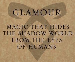 glamour and the mortal instruments image