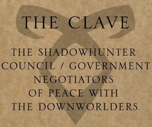 the mortal instruments and the clave image