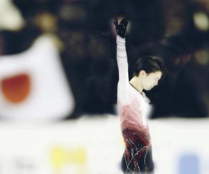 figure skating, yuzuru hanyu, and ♥ image