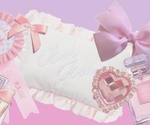 pink and ribbon image