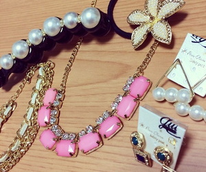 beauty, classy, and jewelry image