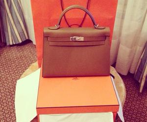 bags, beautiful, and Birkin image