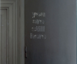 grunge, mirror, and text image