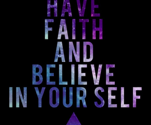 believe, black, and faith image