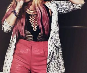 demi, her, and lovato image