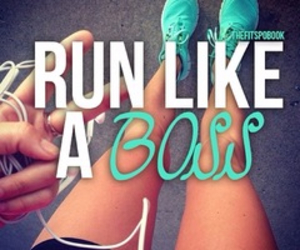 run, fitness, and boss image
