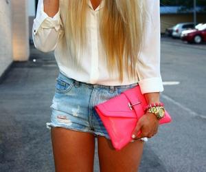girl, fashion, and glamour image