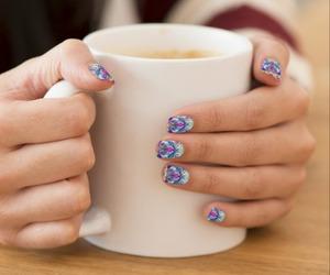 nails, nail art, and zazzle image