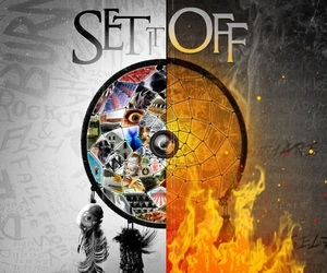 edit, music, and set it off image