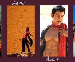 aamir khan, ghajini, and guzarish image