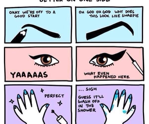 makeup, nails, and true image