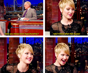 funny, Jennifer Lawrence, and hilarious image