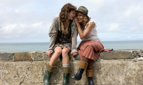 friends, keira knightley, and sienna miller image