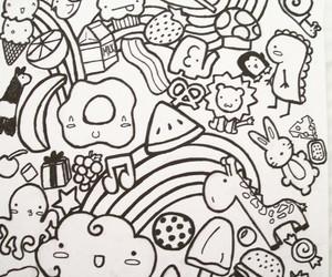 doodles arts image