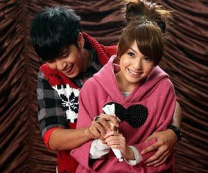 show luo and rainie yang image