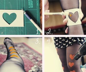 diy, fashion, and painted image