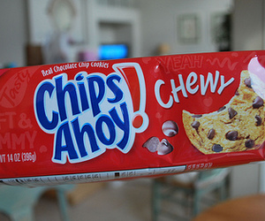food, photography, and chips ahoy image