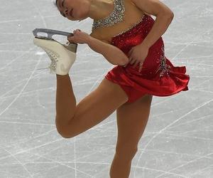 art, artistic, and ice skating image