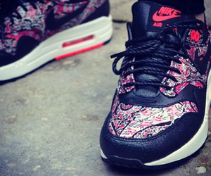 nike, airmax, and pink image