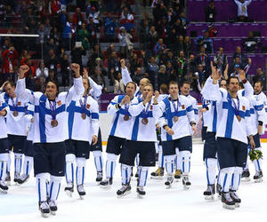 finland, Ice Hockey, and sport image
