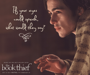 book, the book thief, and max image