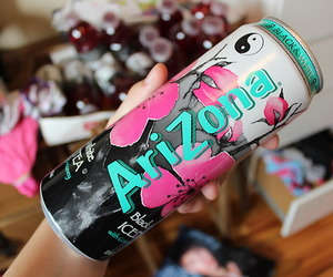 arizona, drink, and pink image