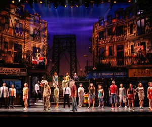 broadway, musical theatre, and L image