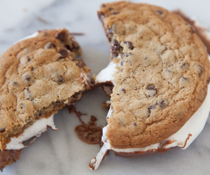 cookie, delicious, and food image