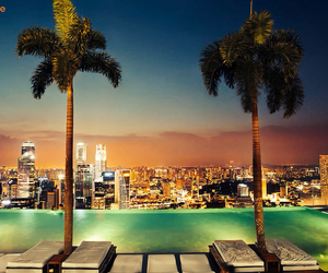 pool and singapore image