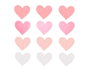 heart, pink, and drawing image