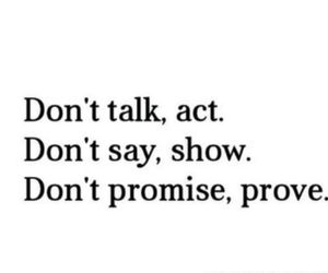 quote, promise, and show image