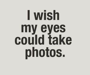 eyes, quotes, and photos image