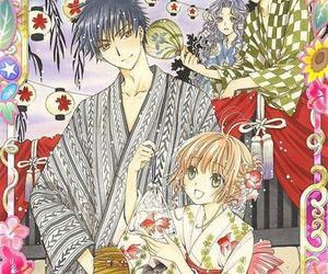 sakura, sakura card captor, and card captor image
