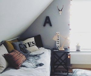 bedroom, room, and room inspiration image