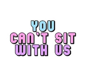 tumblr, transparent, and mean girls image
