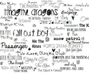 fall out boy, passenger, and love image