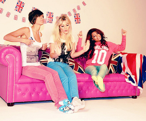 girl, pink, and the saturdays image