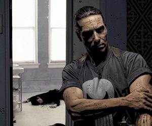Marvel, comic, and punisher image