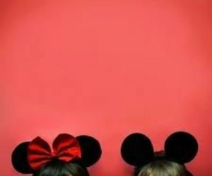 funny, cute, and mickey image
