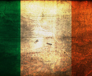 flag, ireland, and irish image