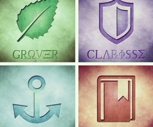 percy jackson and grover image