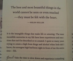demi lovato, stay strong, and helen keller quotes image
