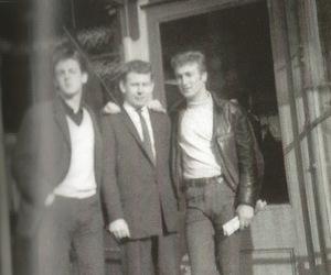 john lennon, Paul McCartney, and teens image